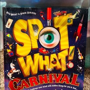 Spot What Series- Carnival! - Bright Book